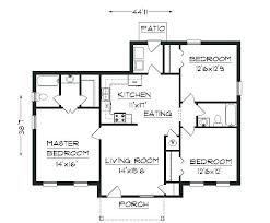 simple floor plans for homes sle floor plans for houses downloads medium sle floor