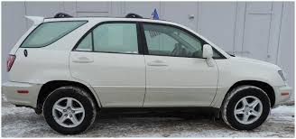 2000 lexus rx300 reviews 2000 lexus rx300 all wheel drive carmart fergus falls