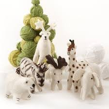 14 best ornaments images on felt animals woodland