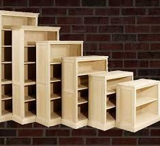 Unfinished Furniture Bookshelves by Bookshelves And Bookcases Desert Design Furniture