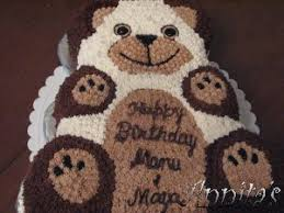 teddy bear cake my treasure u2026my pleasure
