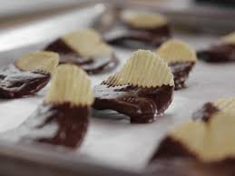 Ripple Chips Chocolate Covered Potato Chips Recipe Ree Drummond Food Network