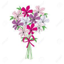 cartoon bouquets clipart