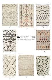 inspired rugs and loishome crush moroccan inspired rugs