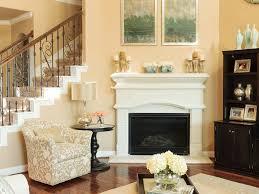 high ceiling curved sofa double height columns étagère art gray