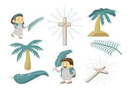 palm sunday free vector art 5632 free downloads