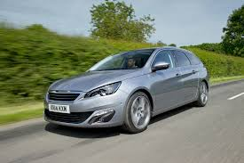 peugeot diesel estate cars for sale new peugeot 308 1 6 bluehdi 100 active 5dr diesel estate for sale