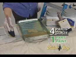 Faux Color Washing - color washing faux finish tutorial i u0027m going to attempt this in