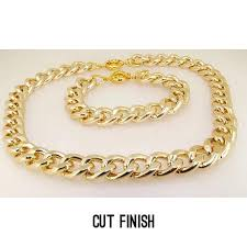 gold necklace chunky chain images Chunky gold quot kasi quot chain necklace ancientbrand jpg