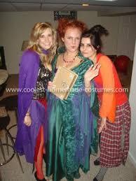 Winifred Sanderson Halloween Costume Coolest Hocus Pocus Sanderson Sisters Group Costume Sanderson