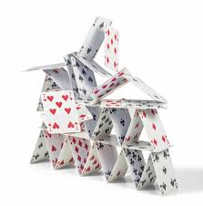 wall street u0027s house of cards let u0027s play bankster three card monte