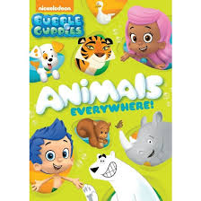 bubble guppies animals target