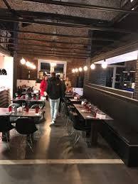 restaurant cuisine ouverte cuisine ouverte sur le restaurant plats dégustés photo de