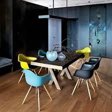 Eames Plastic Armchair Daw Eames Daw Style Chair Goodfurn