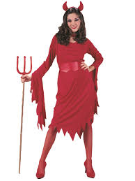 halloween devil costumes laides devil lady costume 9906 fancy dress ball