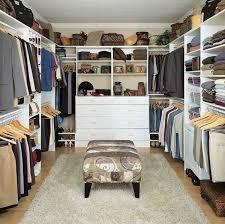 organizing small walk in closets ideas closet organization home