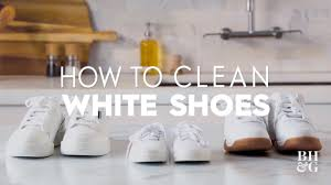 what s the best way to clean white kitchen cabinets how to clean white shoes