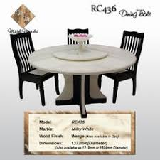 lazy susan dining table round marble dining table dining set timber and marble chairs to