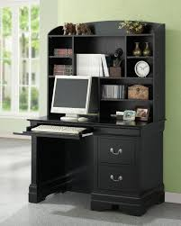 Wood Computer Desk With Hutch Foter by Louis Philippe Collection Hutch For Study Desk Hutch Seat N