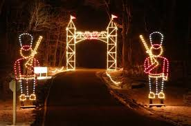 christmas light displays in ohio 14 magical light displays in ohio that will simply mesmerize you