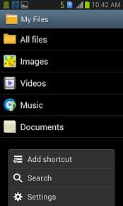 my files android hide files and folders in android ptmaroct s tech