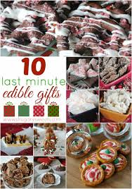edible treats 10 last minute christmas treats shugary