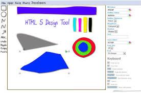 best html5 online sketching tools for designers devsaran