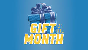gift of the month casino alabama electronic gaming wind creek wetumpka