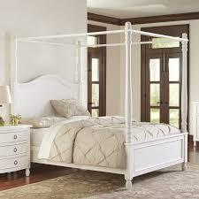 white full size canopy bed frame pcnielsen com