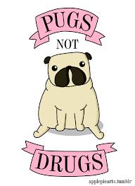 Pug Home Decor Pug Pugfanatic Pugs Pinterest Pug Cartoon Pug Art And Dog