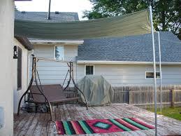 Diy Backyard Canopy Deck Canopy Diy Outdoor Furniture Design And Ideas