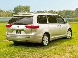 toyota models and prices new 2017 toyota sienna price photos reviews safety ratings