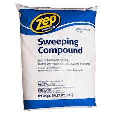 Home Depot Warehouse Jobs Atlanta Ga Zep 50 Lb Sweeping Compound Hdsweep50 The Home Depot