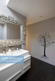 Ornate Bathroom Mirror Ornate Bathroom Mirrors Home Design Ideas And Pictures