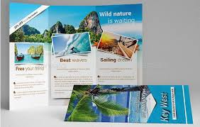 travel and tourism brochure templates free brochure for travel and tourism fieldstation co