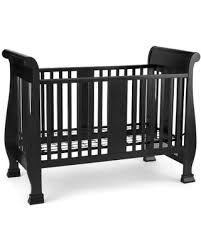 Black Convertible Crib Deals On Savanna Convertible Crib Black