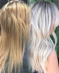 silver hair tag silver hair modern salon