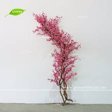 Cherry Blossom Tree Centerpiece by Gnw Bls1606002 Gl Artificial Tree Branches Cherry Flower Wedding