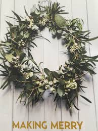 Australian Christmas Christmas Wreath Australian Natives Christmas Pinterest