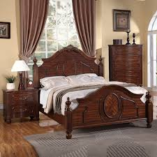 cherry wood headboards for king size beds 10947