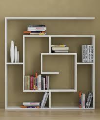 Ideas For Maple Bookcase Design White Wooden Maple Bookshelves On Wooden Laminate Floor