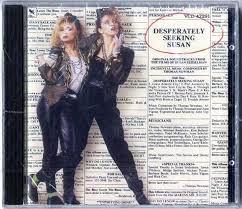 Seeking Soundtrack Desperately Seeking Susan Soundtrack Cd Album Sealed