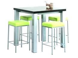 table haute de cuisine but bureau lovely table de bar cuisine blanc laque blanche