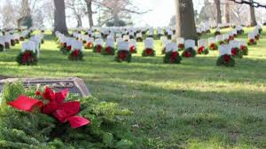 wreaths across america faces shortage of wreaths for arlington