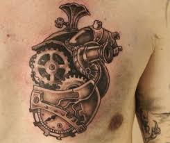 12 great steampunk tattoo designs tattoo com