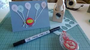 simple diy birthday card handmade card for my cousin youtube