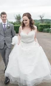 sle sale wedding dresses essense of australia d1679 350 size 14 used wedding dresses
