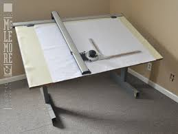 Vemco Drafting Table Drafting Table With Vemco Model No 612 Drafting Mechanism