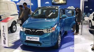 Mahindra Reva E20 Interior Smallest Electric Vehicle Mahindra E2o Plus Youtube