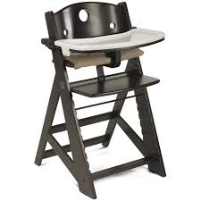 Infant High Chair Keekaroo Height Right High Chair Infant Insert Espresso Kids